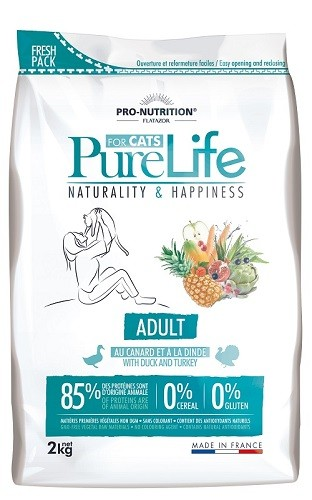 Flatazor Pure Life for Cats Adult 2 kg