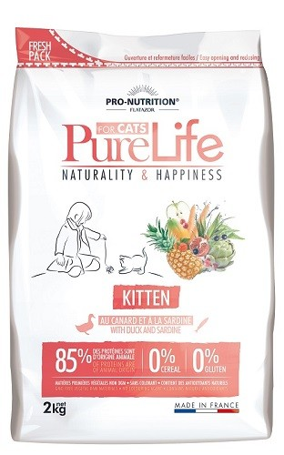 Flatazor Pure Life for Cats Kitten 2 kg