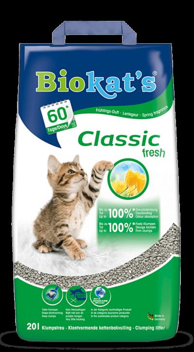 Gimborn Biokats Classic fresh 20 L