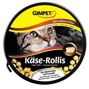 Gimpet Cat Käse Rollis 400 Stück