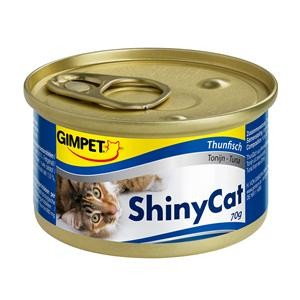 Gimpet Cat ShinyCat Thunfisch 24 x 70 g