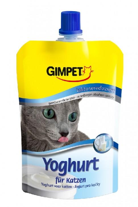 Gimpet Cat Yoghurt für Katzen 8 x 150 g
