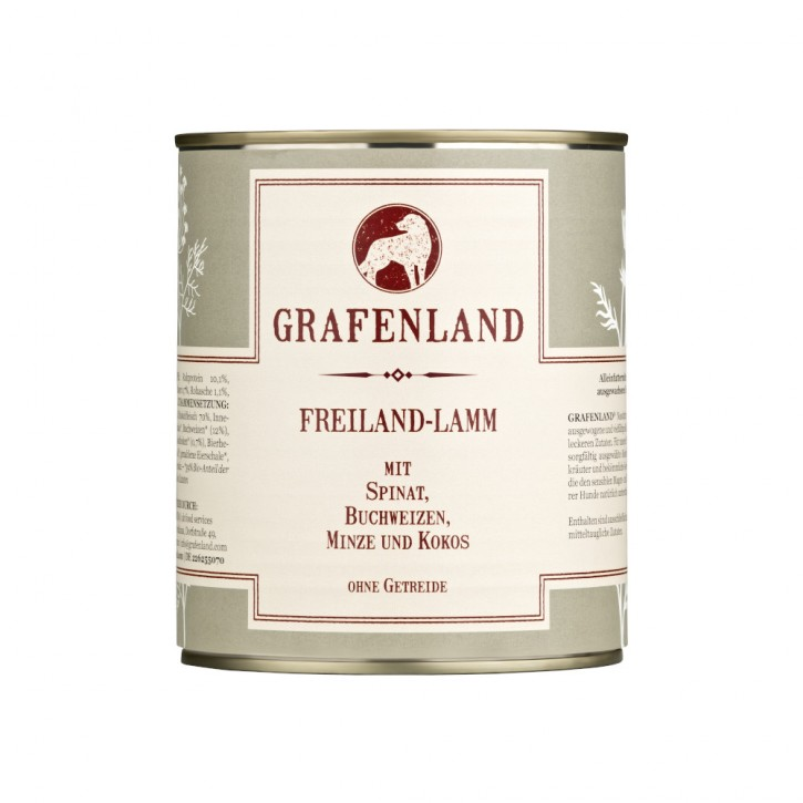 Grafenland Lamm Menü 400 g