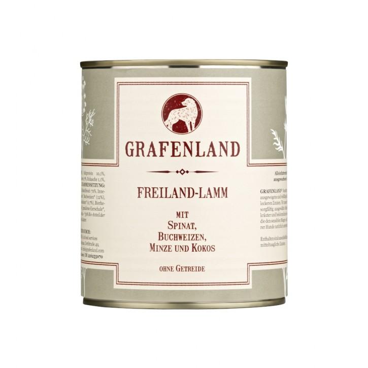 Grafenland Lamm Menü 800 g