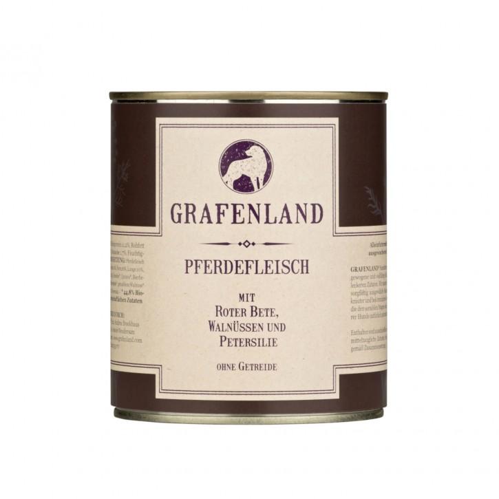 Grafenland Pferd Menü 800 g