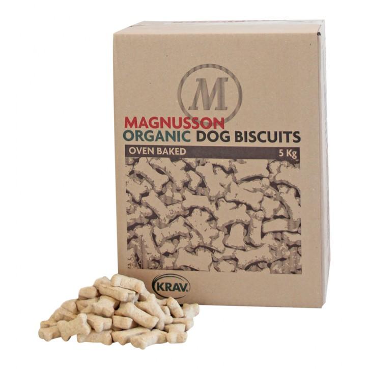 Magnusson Petfood Keks Knochen 5 kg (SPARTIPP: unsere Staffelpreise)