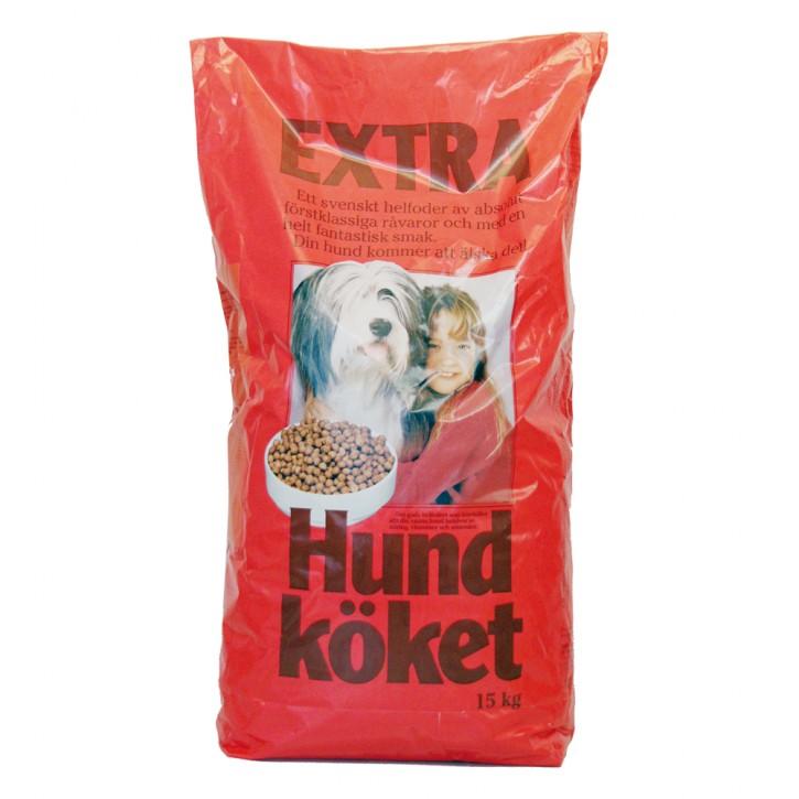 Hundköket Extra 15 kg (SPARTIPP: unsere Staffelpreise)