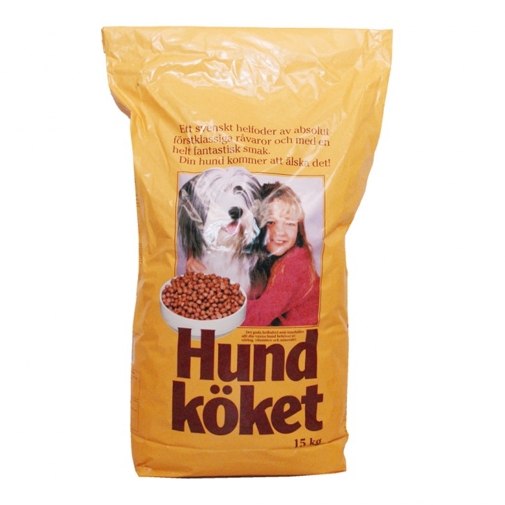Hundköket Normal 2 x 15 kg (Staffelpreis)