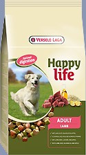 Happy Life Adult Lamb 4 x 15 kg (Staffelpreis)