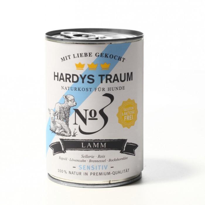 Hardys Traum Sensitiv mit Lamm 400 g oder 800 g