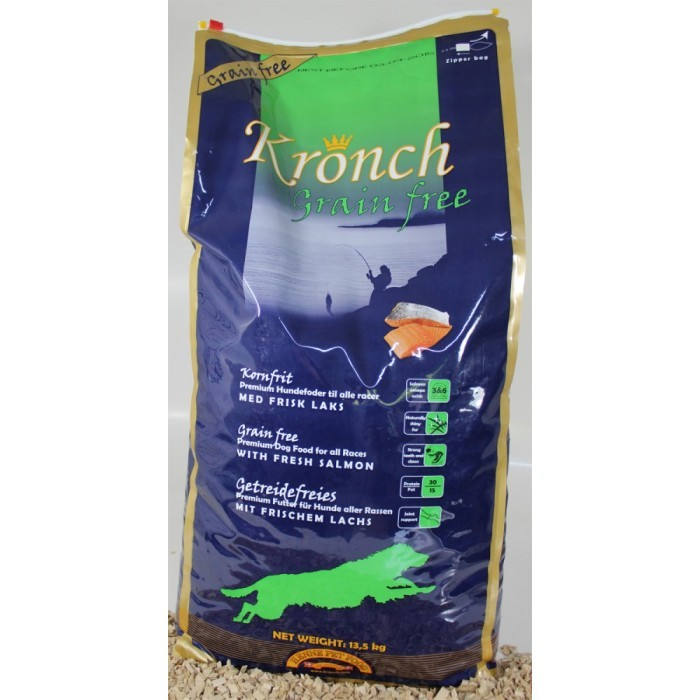 Henne Pet Food Kronch Grainfree 13,5 kg