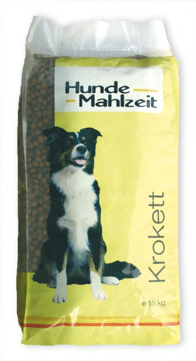 deuka Hundemahlzeit Krokett 15 kg