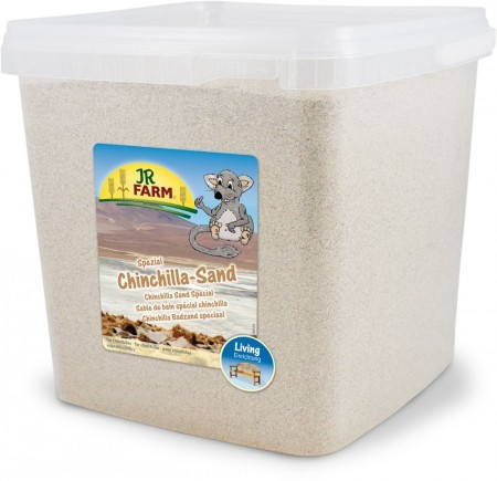 JR FARM Chinchilla Sand Spezial 4 kg Eimer