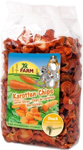 JR Farm Karotten Chips 8 x 125 g