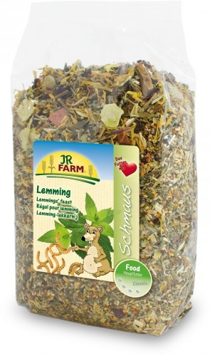 JR Farm Lemming Schmaus 6 x 500 g