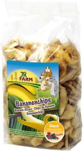 JR Farm Bananen Chips 8 x 150 g