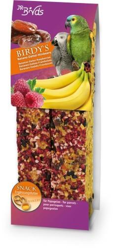 JR Farm Birdys Banane Dattel Himbeere 5 x 260 g