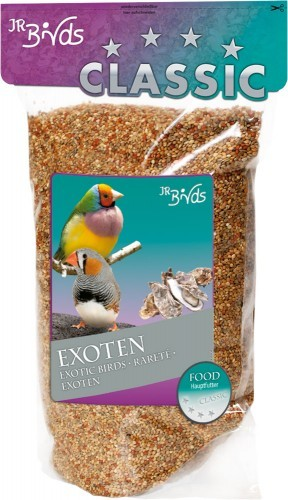 JR Farm Birds Classic Exoten 4 x 1 kg