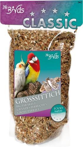 JR Farm Birds Classic Großsittich 4 x 1 kg