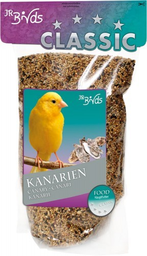 JR Farm Birds Classic Kanarien 4 x 1 kg