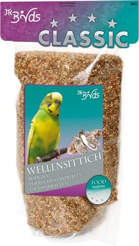 JR Farm Birds Classic Wellensittich 4 x 1 kg