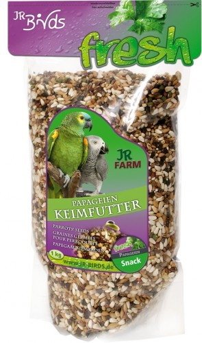 JR Farm Birds Keimfutter Papagei 4 x 1 kg