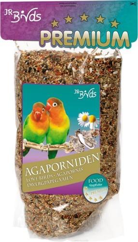 JR Farm Birds Premium Agaporniden 4 x 1 kg