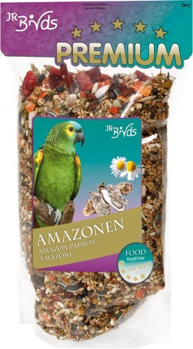 JR Farm Birds Premium Amazone 4 x 950 g