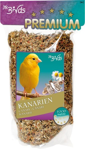 JR Farm Birds Premium Kanarien 4 x 1 kg