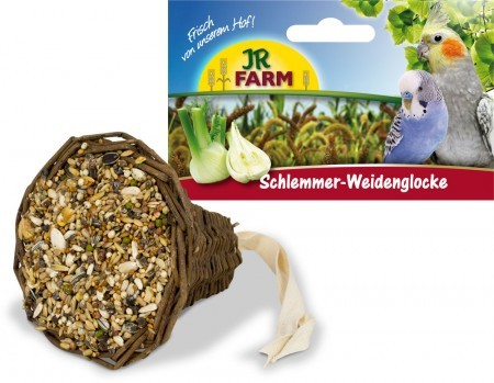 JR Farm Birds Schlemmer Weidenglocke 4 x 250 g