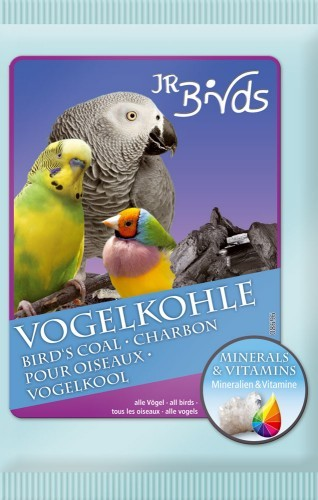 JR Farm Birds Vogelkohle 10 x 25 g