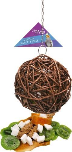 JR Farm Birds Weiden Früchteball 6 Stück
