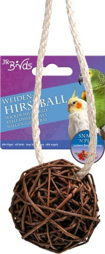 JR Farm Birds Weiden Hirseball 5 x 25 g