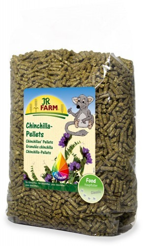 JR Farm Chinchilla Pellets 6 x 1 kg