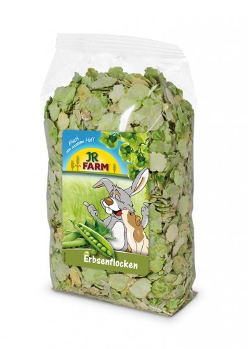 JR Farm Erbsenflocken 4 x 1 kg
