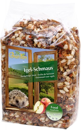 JR Farm Garden Igel Schmaus 6 x 500 g