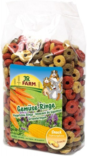 JR Farm Gemüse Ringe 8 x 200 g