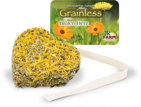 JR Farm Grainless Blüten Herz 14 x 90 g