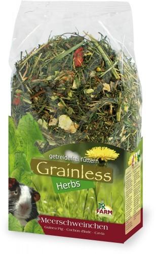JR Farm Grainless Herbs Meerschweinchen 6 x 400 g