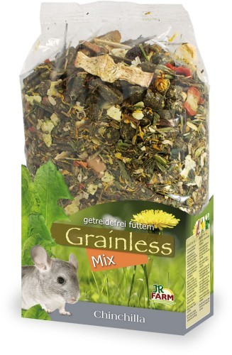 JR Farm Grainless Mix Chinchilla 6 x 650 g