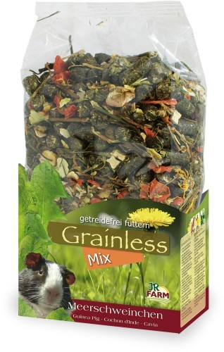 JR Farm Grainless Mix Meerschweinchen 6 x 650 g