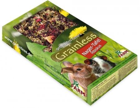JR Farm Grainless Nager Tafel Hibiskus 7 x 125 g