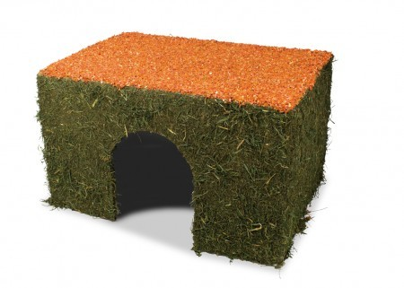 JR Farm Heu Haus Karotte groß 1 x 650 g