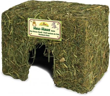 JR Farm Heu Haus klein 4 Stück