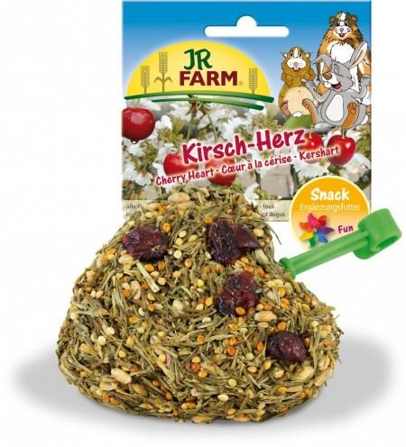 JR Farm Kirsch Herz 6 x 85 g
