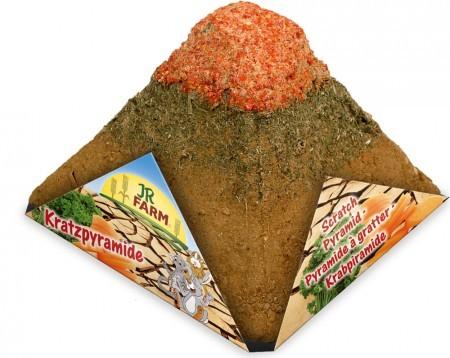 JR Farm Kratzpyramide 6 Stück