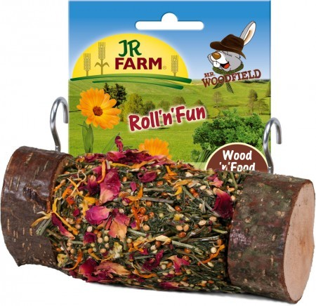 JR Farm Mr. Woodfield Roll n Fun 4 Stück