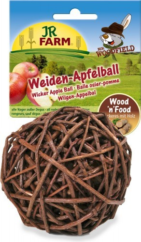 JR Farm Mr. Woodfield Weiden Apfelball 5 Stück