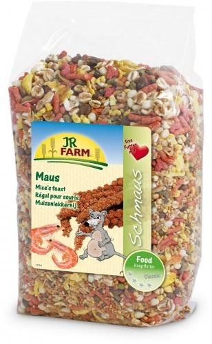 JR Farm Mäuse Schmaus 6 x 600 g