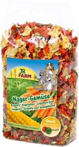 JR Farm Nager Gemüse 8 x 150 g